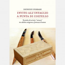 Invito all'intaglio a punta di coltello